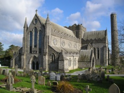 Kilkenny Cathedral in Ireland
