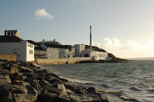 Bowmore Distillery, Islay.
