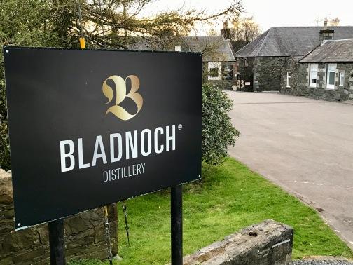 Bladnoch Distillery.
