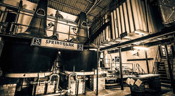 Springbank Distillery, Campbeltown