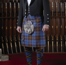 Tartan of the Keepers of the Quaich.