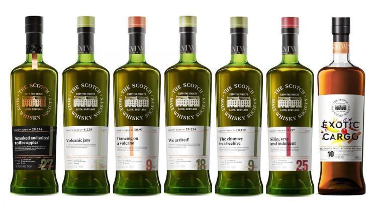SMWS Bottles