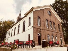 The lovely building of Jopenkerk Hoofddorp